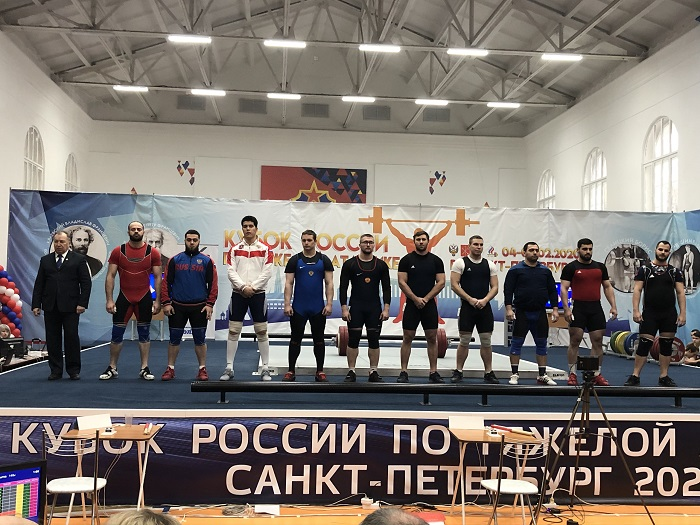 03-10.02.2020/ Санкт-Петербург= Кубок России, М+Ж.